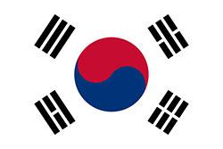 Drapeau Corée-du-Sud